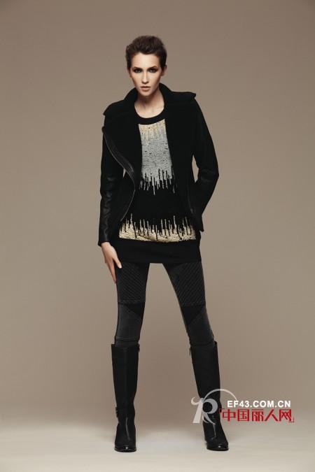 时尚年代女装秉承理性,简约,休闲,时尚的设计风格,与国际接轨的