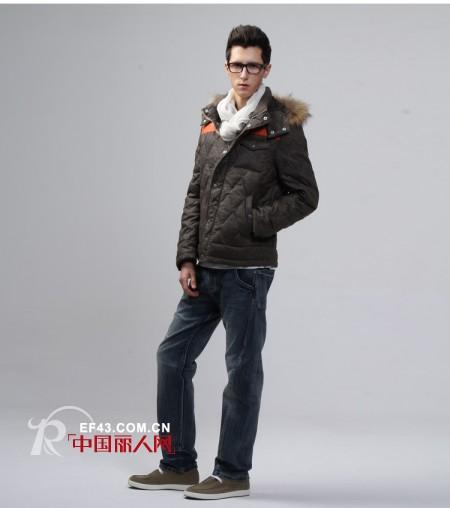 马克华菲国际时装品牌  为知性男人量身定制的典范
