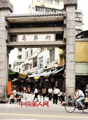 广州高第街内衣批发一条街
