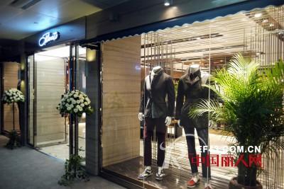 设计 品牌/J.BENATO宾度服装门店设计灵感源自意大利新古典主义与现代...