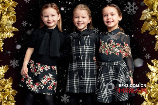 Dolce & Gabbana 2013圣誕童裝系列大片