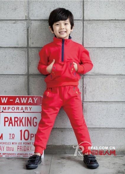 童装怎么搭配好看 韩版童装