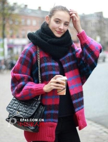 冬季围巾该怎么搭配 围巾的围法