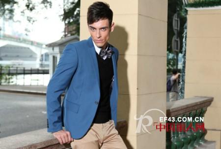 楓索品牌男裝2013秋冬新品發布會將在5月舉行