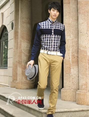 PHANSOUL男裝2013年秋冬季新品發布會即將召開