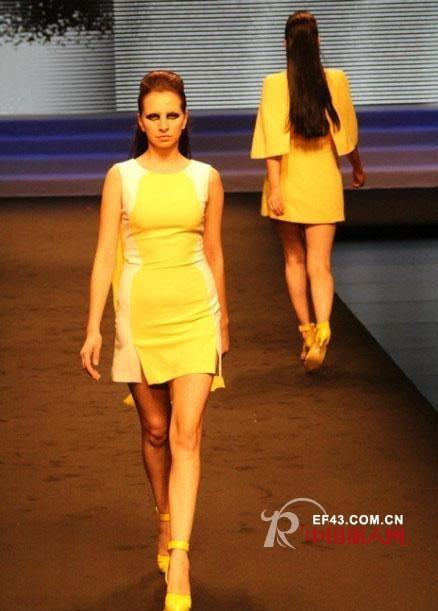 石狮国际时装周威兰西WELES女装发布会