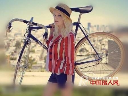 潮文化速递:Bike Girl,最新服装图片-中国丽人网