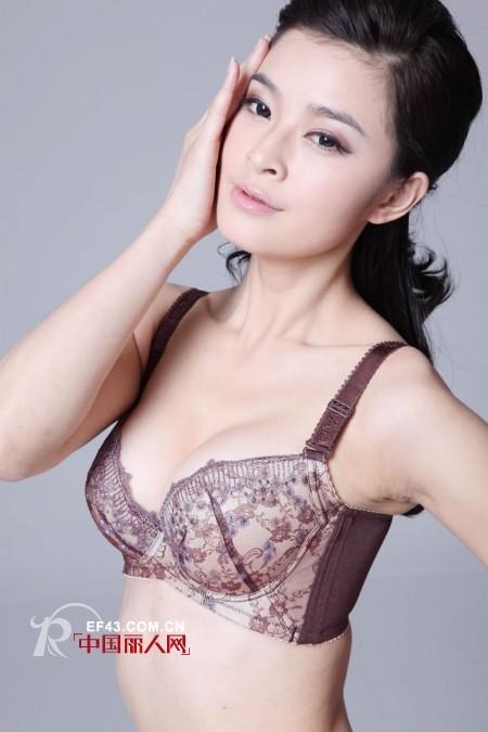 歌慕爾記憶合金鈦圈系列內衣  塑造零瑕疵美胸