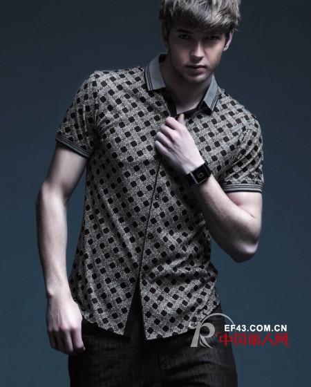 步西尼重磅新推爱伦爵士时尚休闲男装品牌订货会九月举行