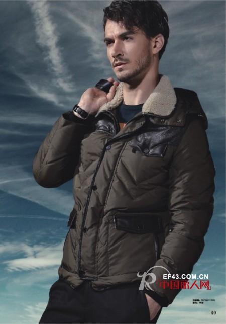 CAFARIN卡法里納男裝專注于精英男士的衣著品味