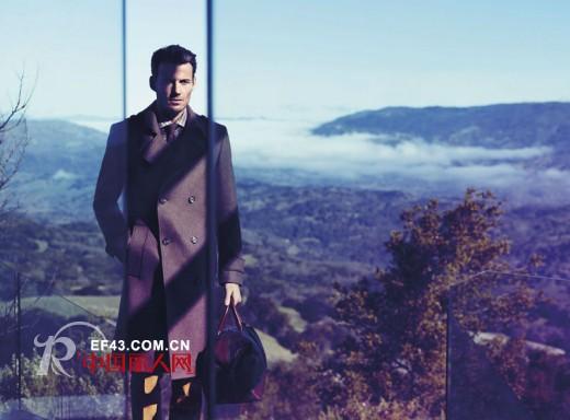 西裝還是大衣 秋冬季節成熟男士最適合的搭配