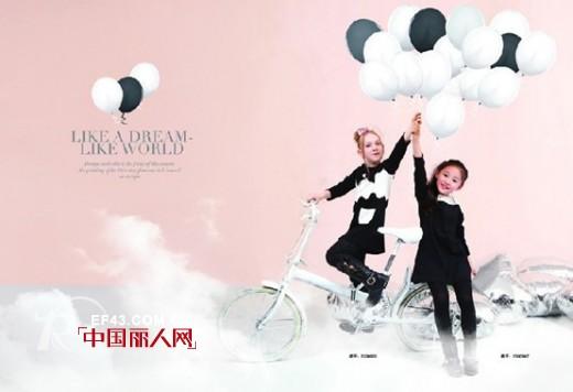 班吉鹿品牌童裝 時尚風格潮流搭配