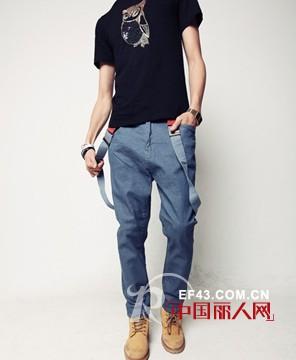 牛仔裤 让屌丝们逆袭的时尚宝物