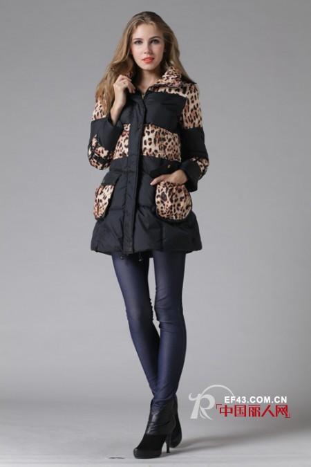 着品女装品牌2014冬装新款女装外套流行趋势 高清图片