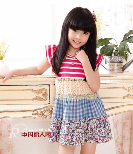 2014春季流行什么款式 春季什么风格适合孩子穿