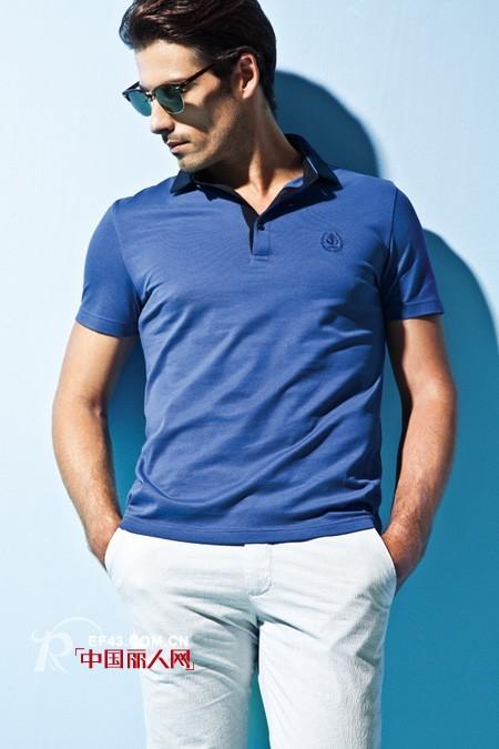 商务男士的夏季t恤选什么颜色好