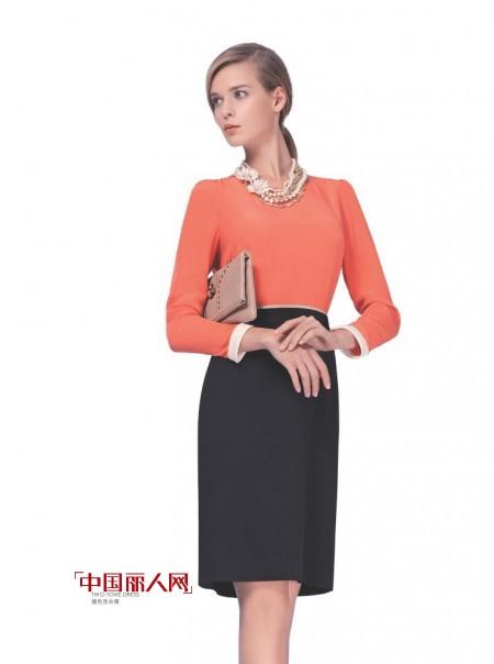 怎么穿衣显气质 修身连衣裙最新气质款-女装资讯