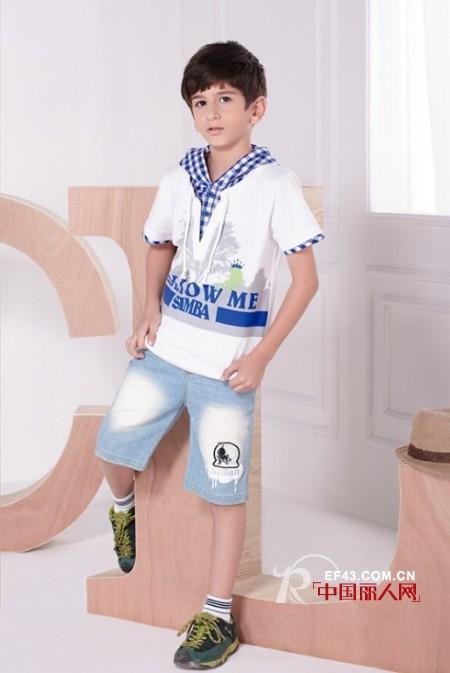 【迪士尼童装】夏季男童服装怎么搭配