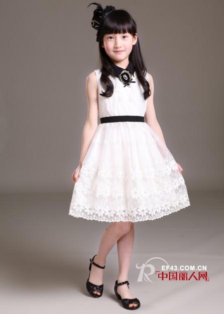 公主裙搭配 白色连衣裙夏装搭配 小公主连衣裙无法拒绝的美