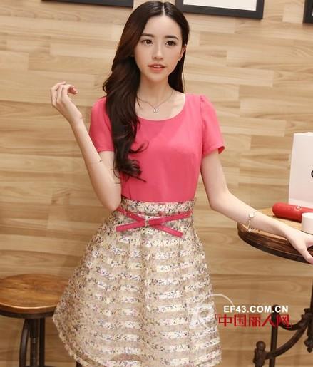 夏季新款連衣裙來襲 歐根紗真絲雪紡衫 你喜歡哪種