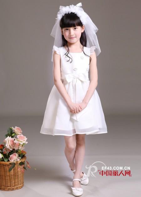歐根紗童裝連衣裙 歐根紗是什么顏色