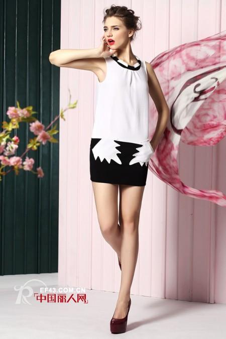 2014新款夏装连衣裙有哪些 今年夏季流行什么款式的连衣裙