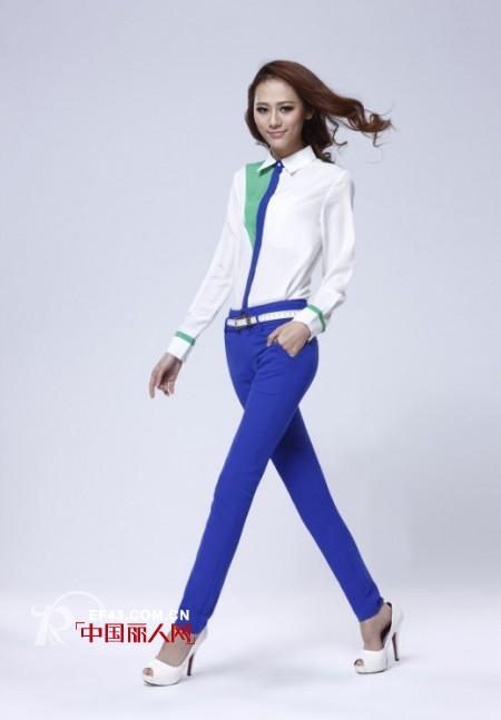 什么版型的裤子显瘦 那个牌子的女裤好