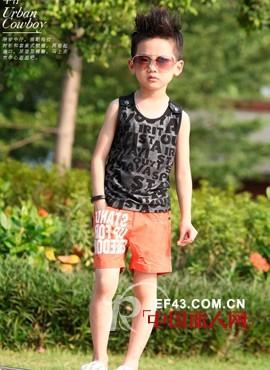 背心怎么搭配好看 橙色短裤配什么上衣