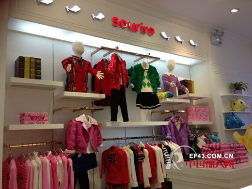 童装品牌加盟之如何选址七大经验谈