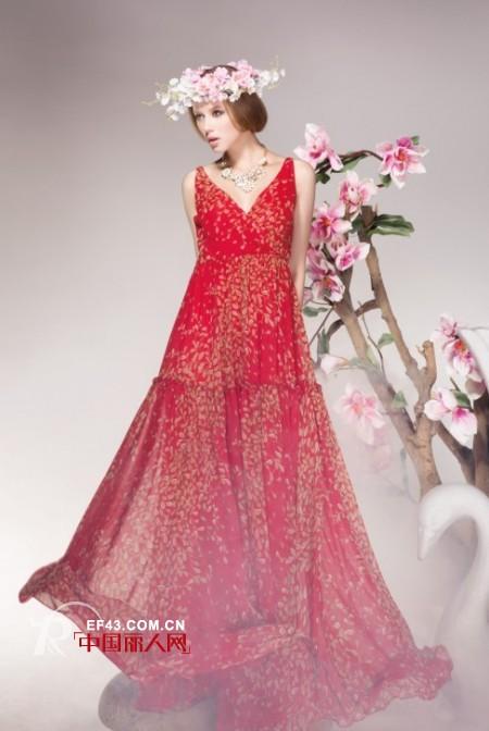 长款连衣裙什么样的好看  大摆裙尽显仙女气质