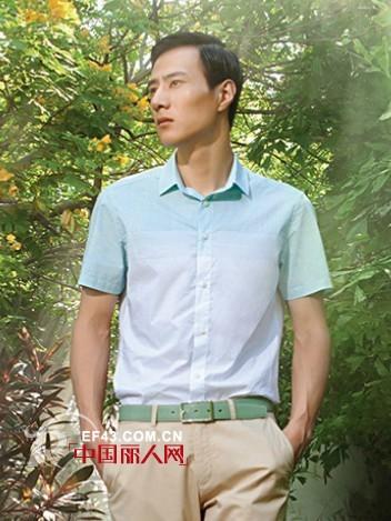 男生怎么穿显气质 夏季成熟男装搭配