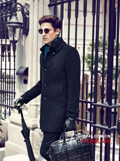 秋冬季 时尚型男们如何搭配 秋冬男装新品搭配