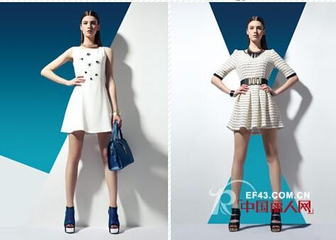 通勤装扮 时尚通勤装要怎么搭配  通勤装完美塑造时尚职业女性形象