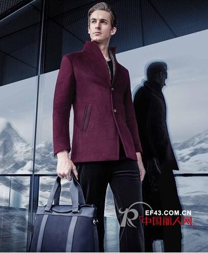 今年秋冬流行什么颜色的毛呢外套 男士毛呢外套搭配 毛呢外套要怎么搭配好看