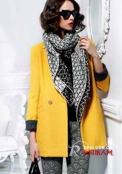 秋冬季如何用围巾凹造型 秋冬女装如何用围巾打造亮点