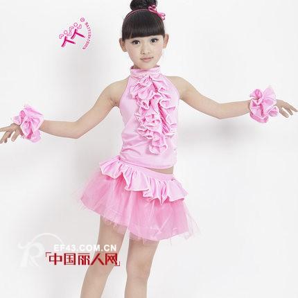 女童芭蕾舞服装 夏季穿什么款式的舞蹈服好看