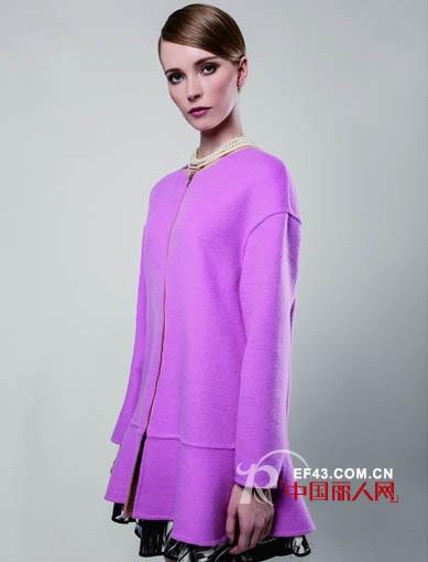 粉紫色配什么颜色好看