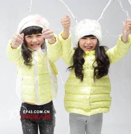 兒童秋冬新款裝扮 秋冬新款流行什么款式