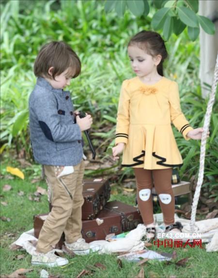 今年秋季童装流行什么款式 如何选择潮流的童装款式