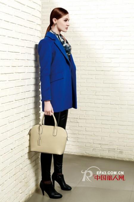 宝蓝色呢子外套搭配 什么颜色呢子比较好看