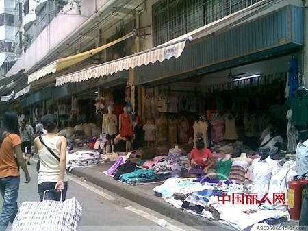 广东第二大服装尾货市场是哪个?广州昌岗路尾货批发市场地址