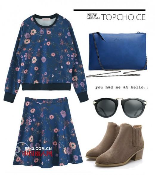 秋季套装如何搭配?秋季套装搭配让你穿的更时髦