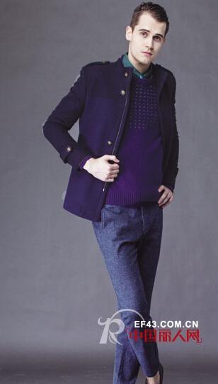 冬季男装外套怎么搭配穿出男神范?男装外套搭配