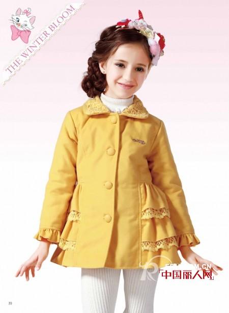 呢外套搭配 儿童呢子外套