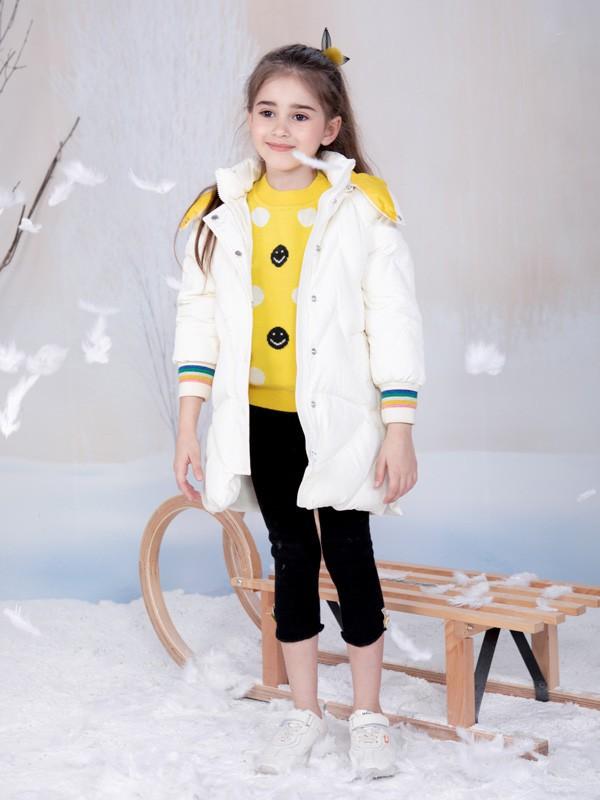 怎么给女宝宝搭配温暖又时尚 捷米梵有哪些品质单品