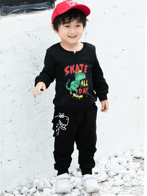 怎么给男宝宝搭配更具时尚感 棉之子陪伴孩子快乐成长