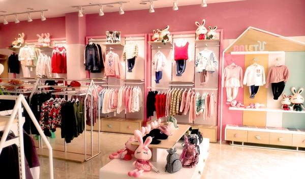 實業童裝加盟品牌大熱  楊女士加盟芭樂兔即將盛大開業