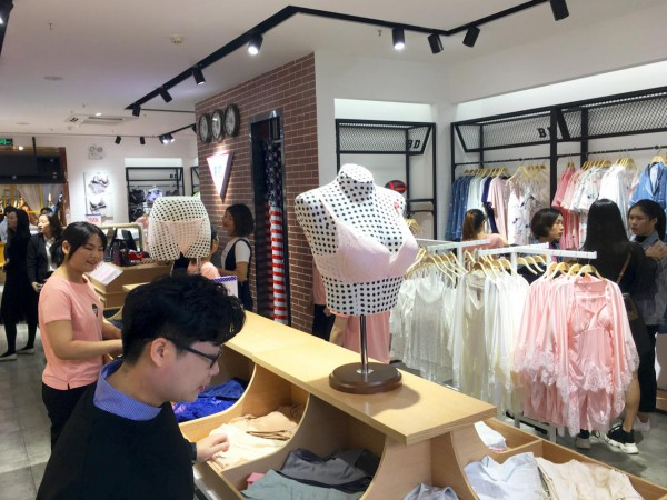 BD内衣加盟店有什么特色更吸引顾客?