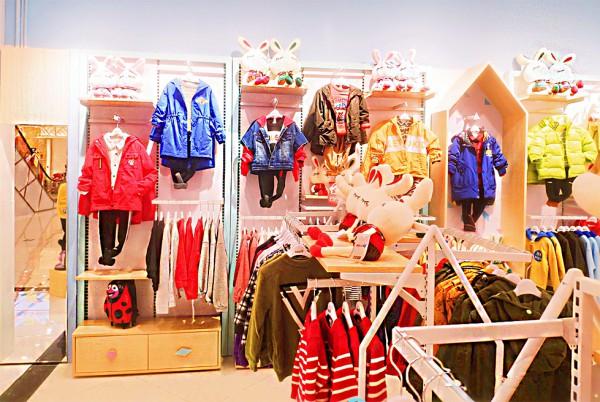 实业童装品牌加盟芭乐兔  闺蜜合资开店与芭乐兔公司合作共赢