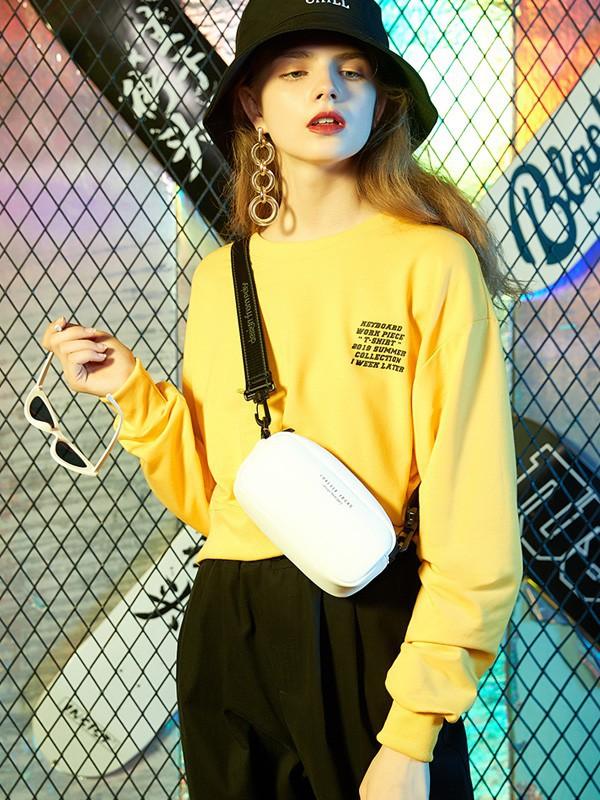 在艾莉莎有什么酷又时髦的女装可以为你创造酷的女孩